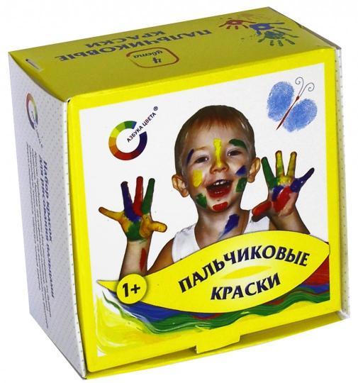 Азбука цвета краски пальчиковые комбинированные плиссировка ткани в москве недорого адреса