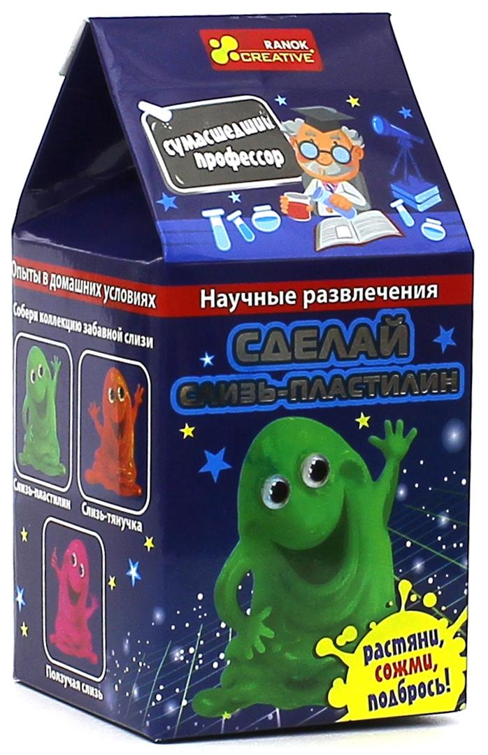 Иллюстрация 1 из 2 для Слизь-пластилин (12132001Р) | Лабиринт - игрушки. Источник: Лабиринт
