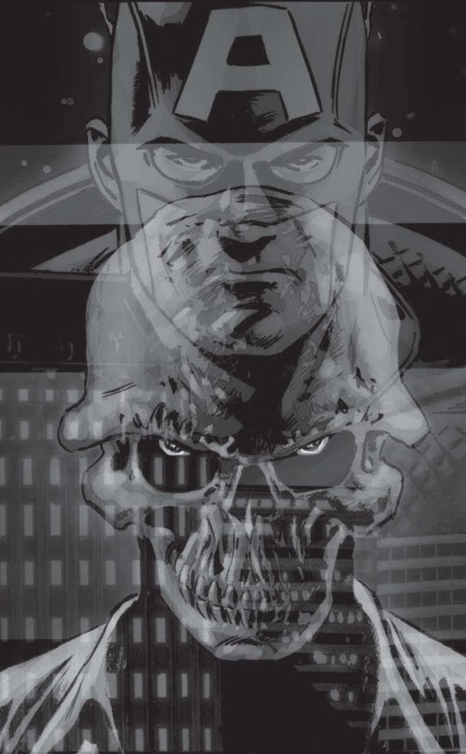 Иллюстрация 2 из 35 для Капитан Америка. Темные замыслы - Стефан Петручо | Лабиринт - книги. Источник: Лабиринт