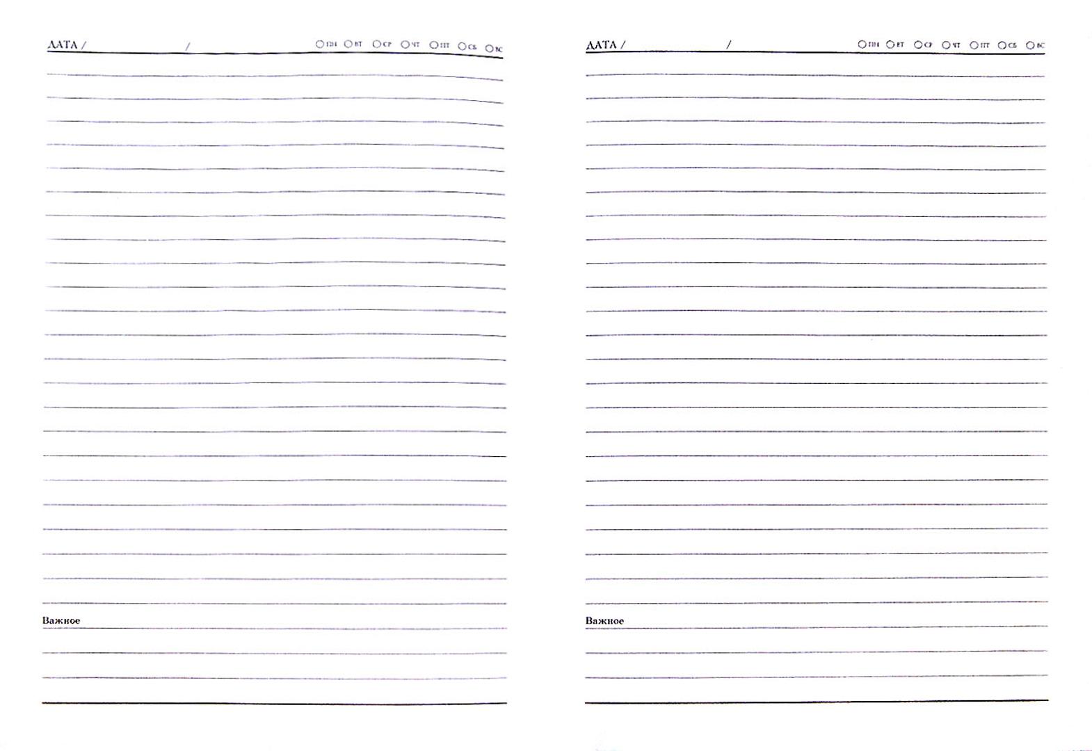 Иллюстрация 1 из 13 для Ежедневник недатированный. УЗОР. (А5, 80 листов) (34009-18) | Лабиринт - канцтовы. Источник: Лабиринт