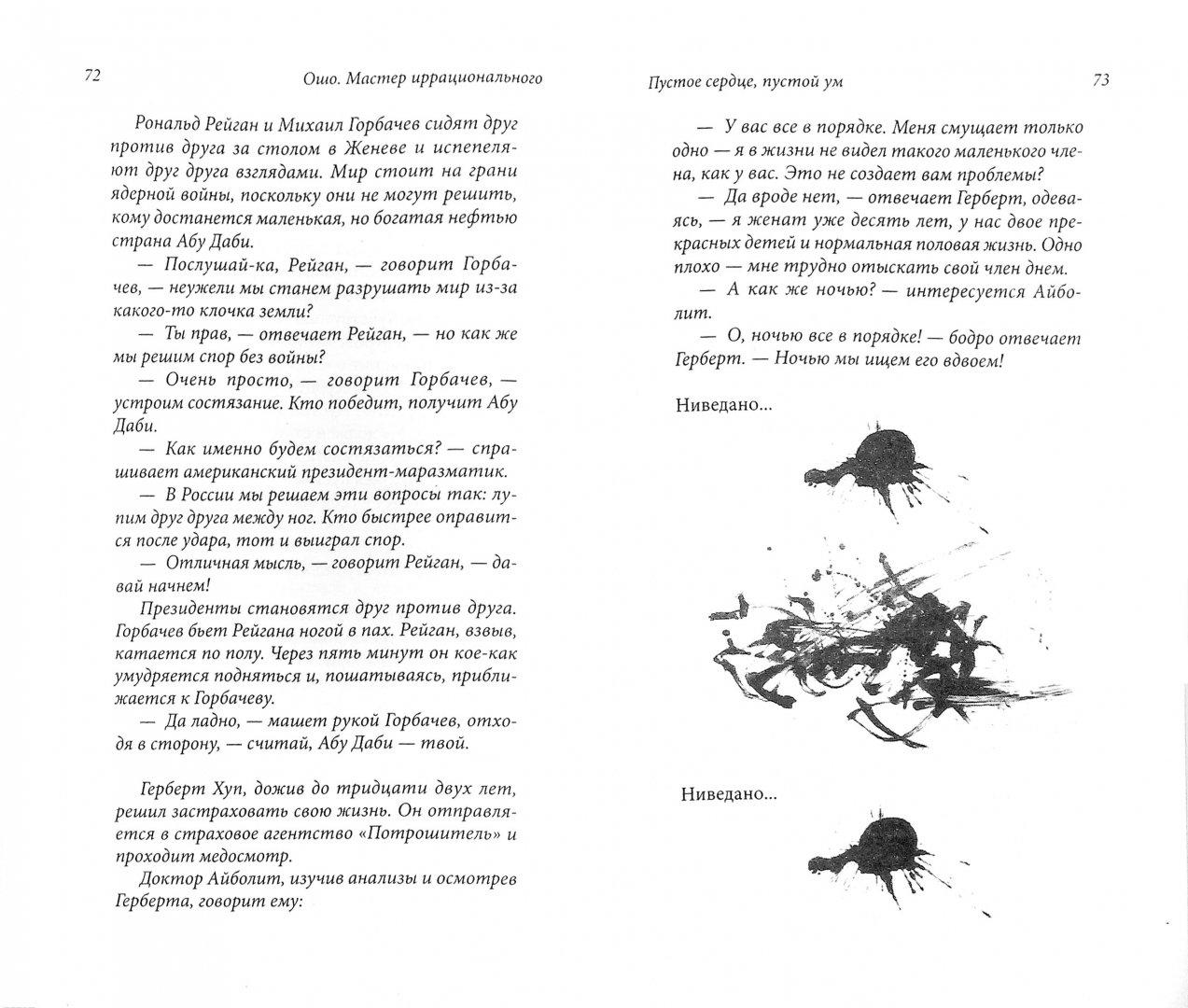Иллюстрация 1 из 8 для Мастер иррационального - Ошо Багван Шри Раджниш   Лабиринт - книги. Источник: Лабиринт