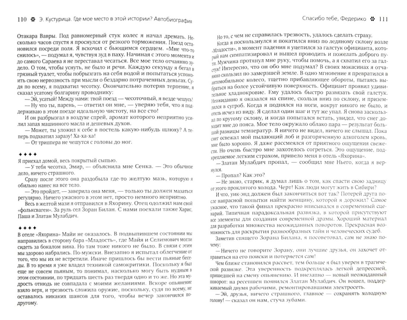 Иллюстрация 1 из 12 для Эмир Кустурица. Где мое место в этой истории? Автобиография - Кустурица   Лабиринт - книги. Источник: Лабиринт