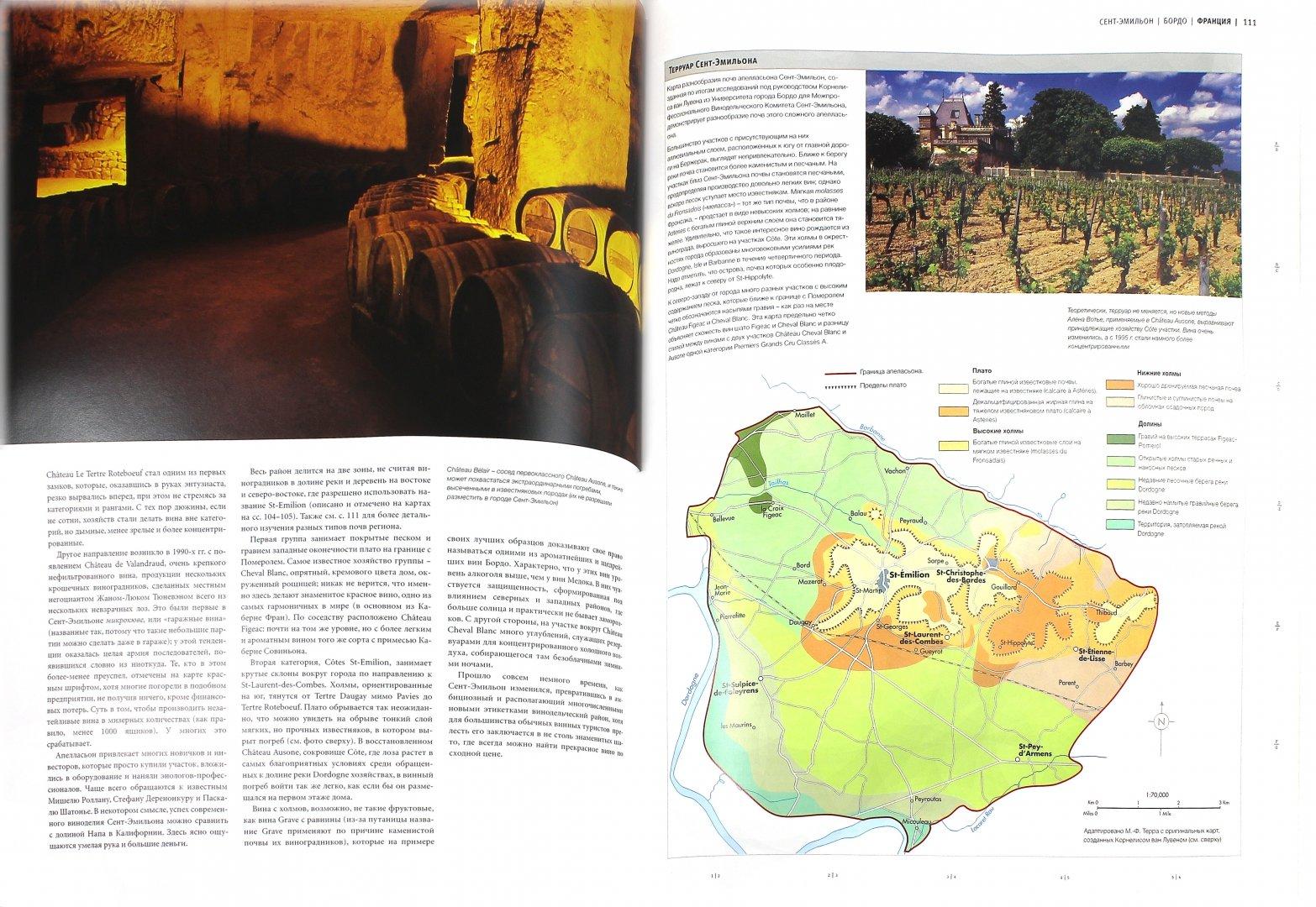 Иллюстрация 1 из 10 для Вино. Атлас мира - Робинсон, Джонсон   Лабиринт - книги. Источник: Лабиринт