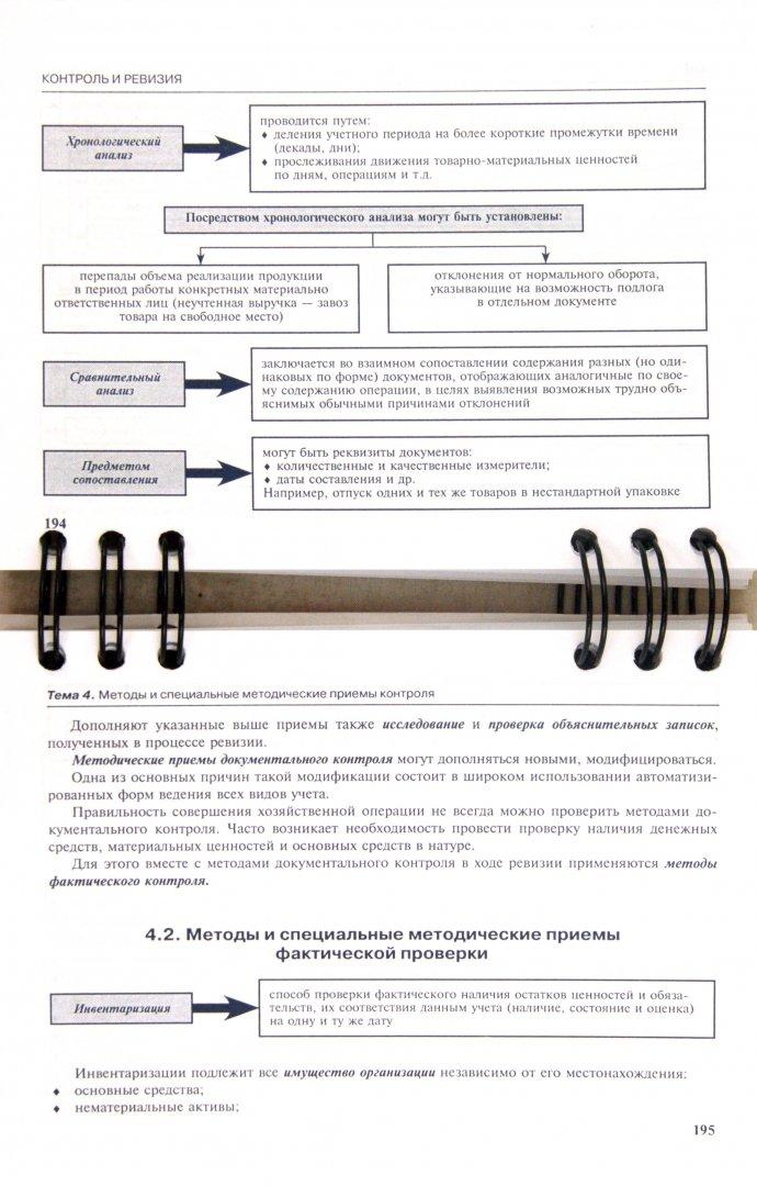 Иллюстрация 1 из 10 для Контроль и ревизия - Галина Шатунова | Лабиринт - книги. Источник: Лабиринт