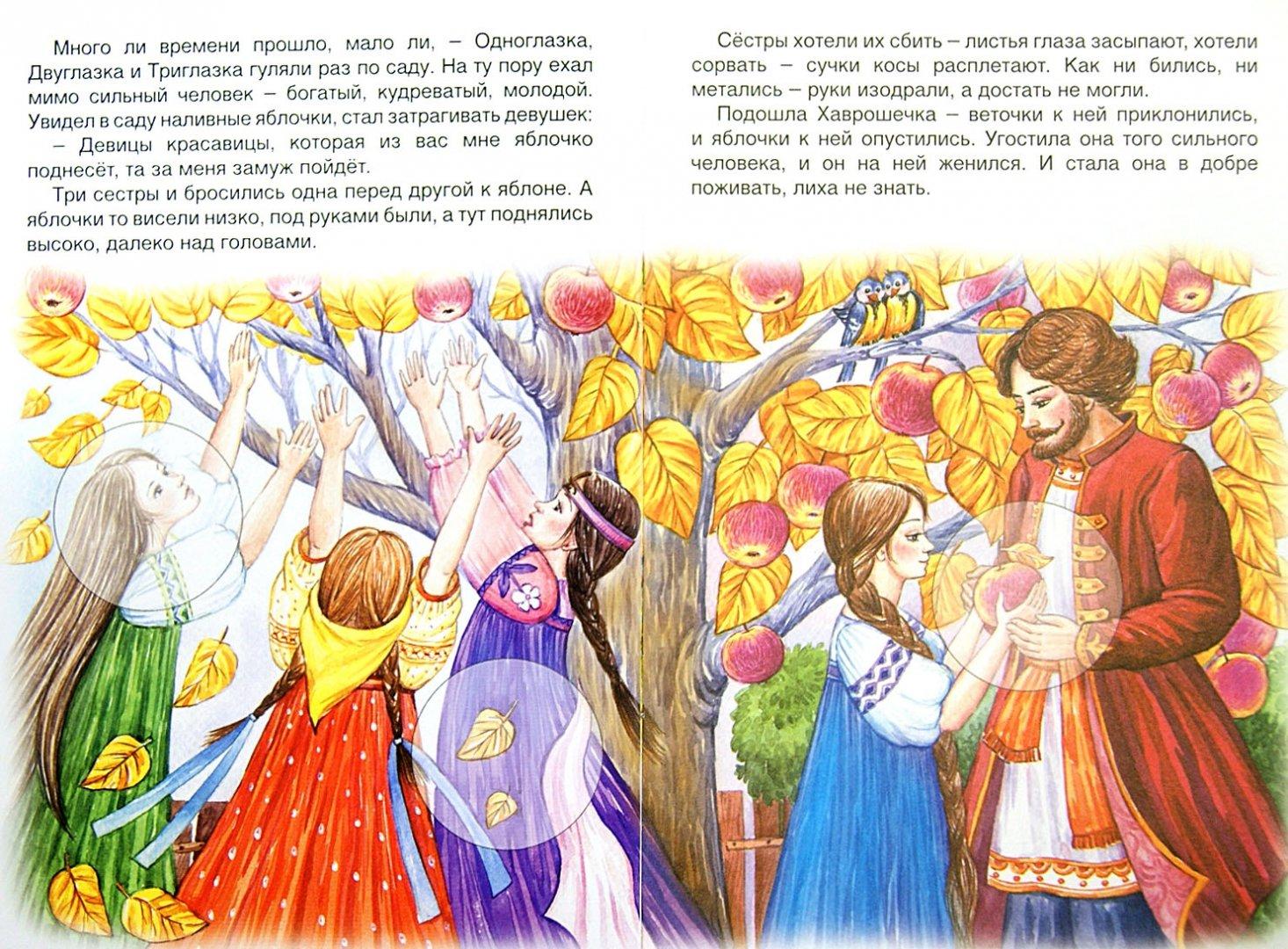 Иллюстрация 1 из 33 для Хаврошечка | Лабиринт - книги. Источник: Лабиринт