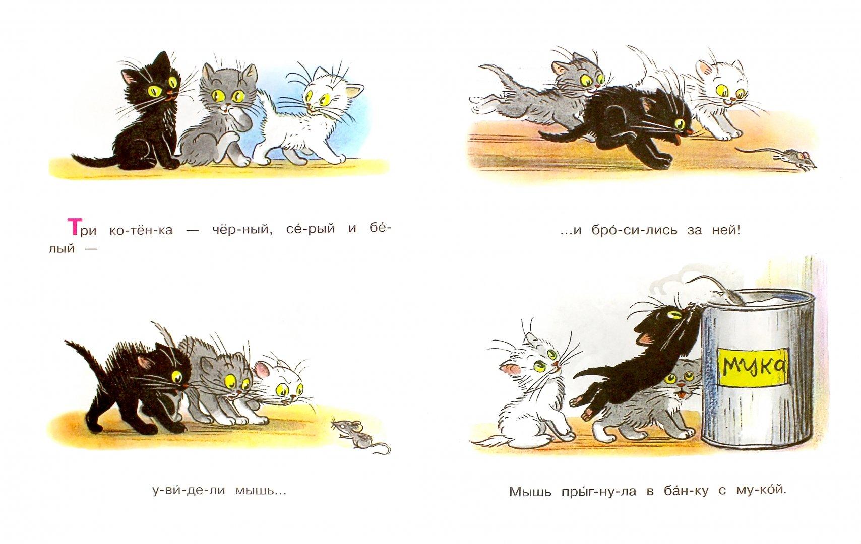 особенность картинки к сказке три котенка сутеев распечатать покупкой смартфона качественной