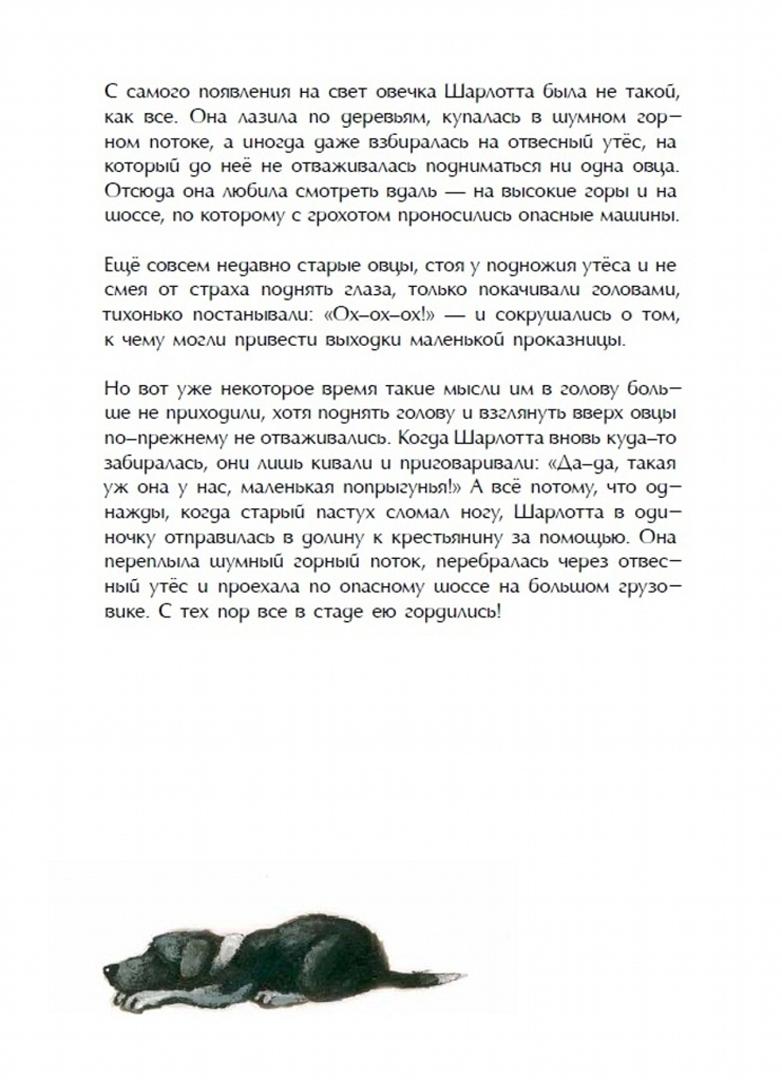Иллюстрация 1 из 8 для Овечка Шарлотта и волки - Ану Штонер | Лабиринт - книги. Источник: Лабиринт
