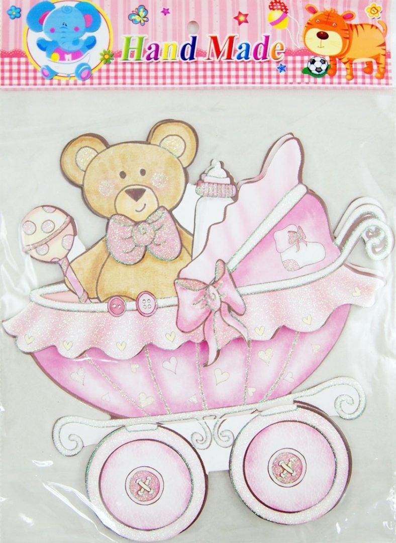 Иллюстрация 1 из 18 для Наклейки декоративные самоклеящиеся (31820) | Лабиринт - игрушки. Источник: Лабиринт