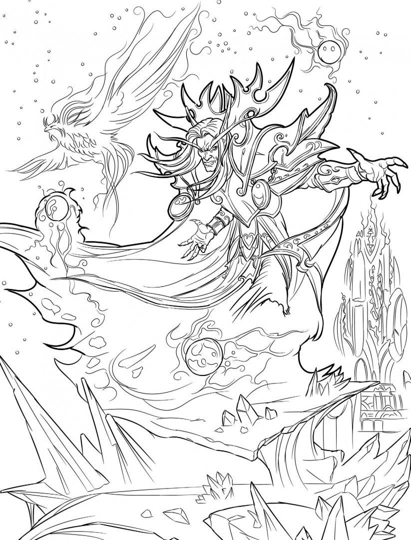 Иллюстрация 5 из 42 для World of Warcraft. Книга для ...