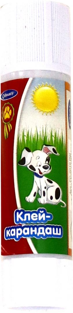 """Иллюстрация 1 из 3 для Клей-карандаш """"Dalmatin"""" 10 грамм (FC-2010)   Лабиринт - канцтовы. Источник: Лабиринт"""