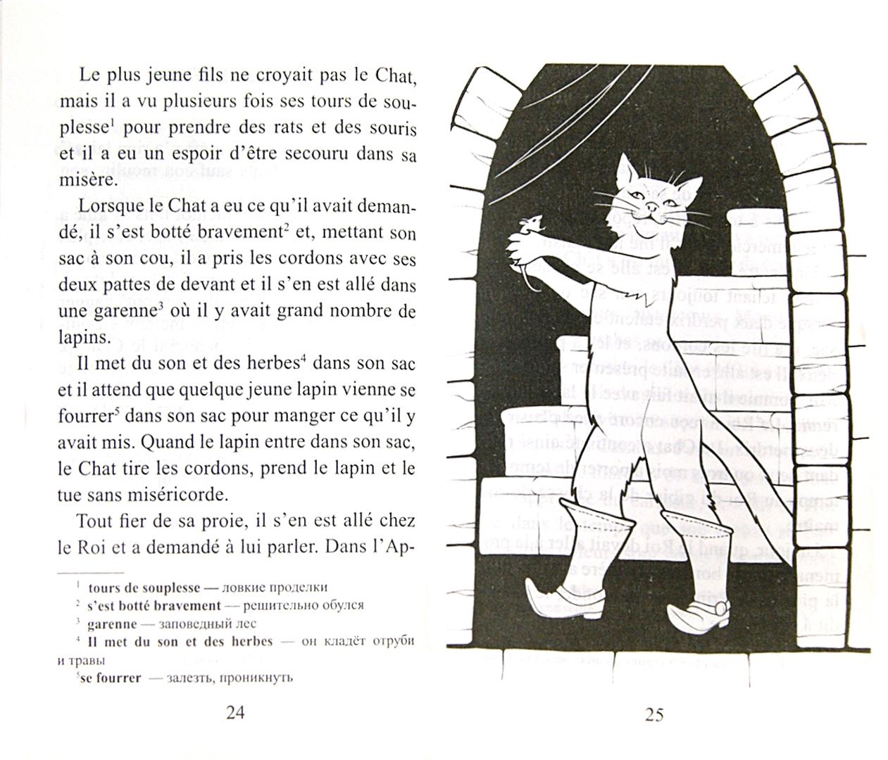 Иллюстрация 1 из 4 для Французские сказки = Contes de fees francais - Шарль Перро | Лабиринт - книги. Источник: Лабиринт