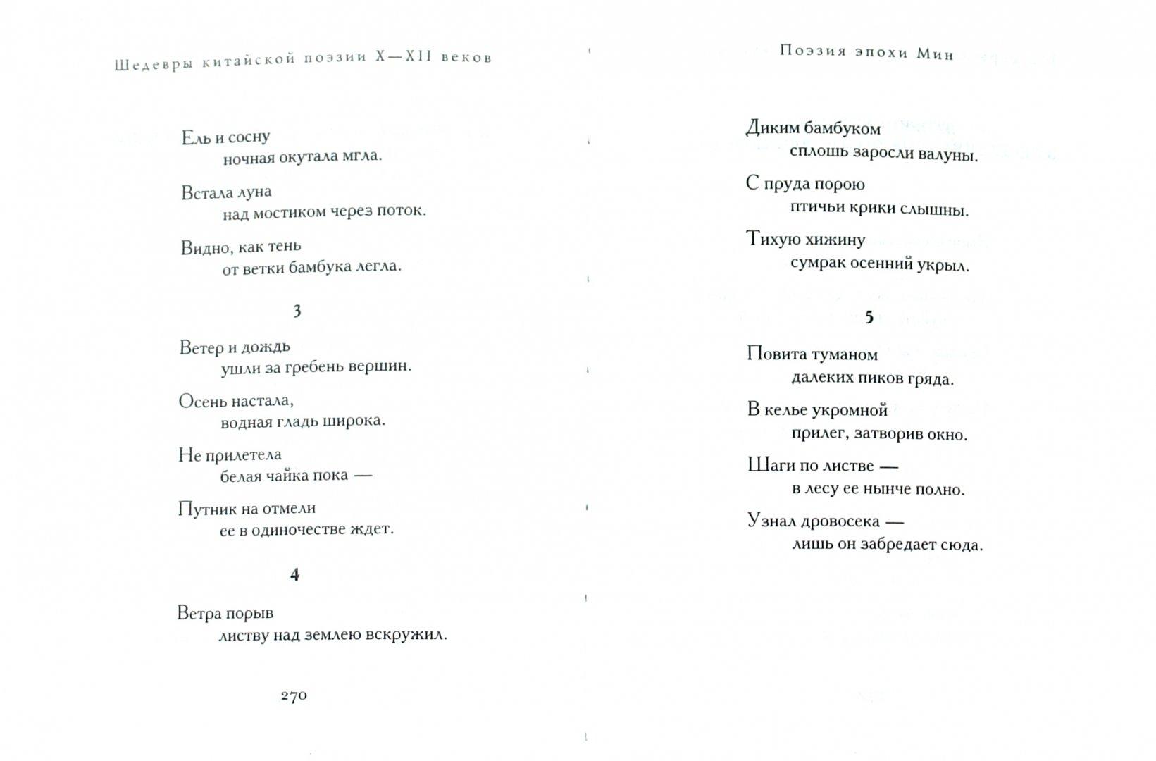 Иллюстрация 1 из 8 для Шедевры китайской поэзии X - XII веков | Лабиринт - книги. Источник: Лабиринт