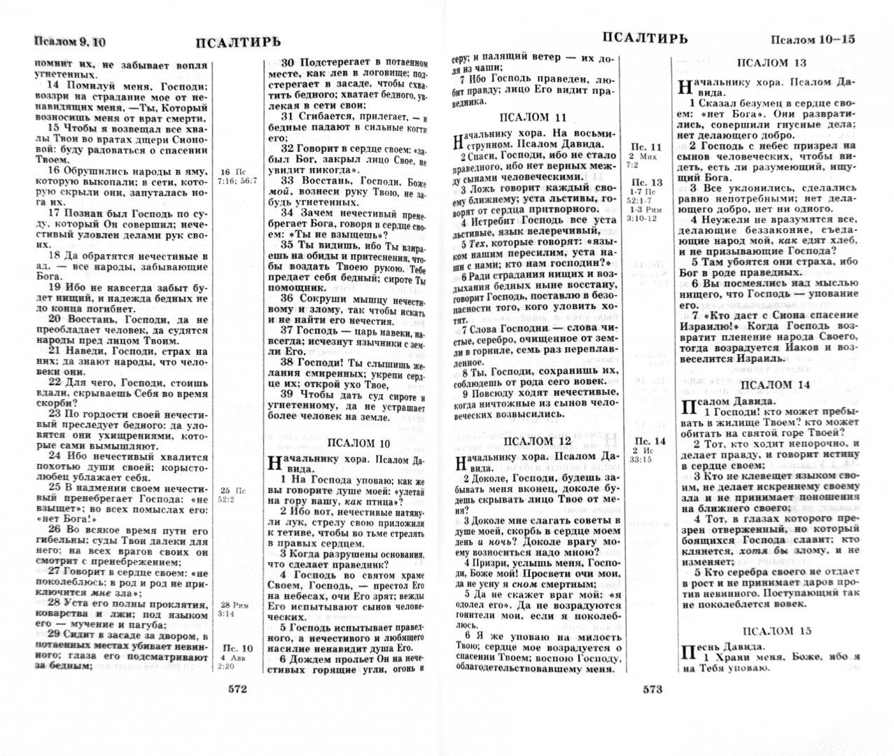 Иллюстрация 1 из 12 для Библия. Книги Священного Писания Ветхого и Нового Завета. Канонические   Лабиринт - книги. Источник: Лабиринт