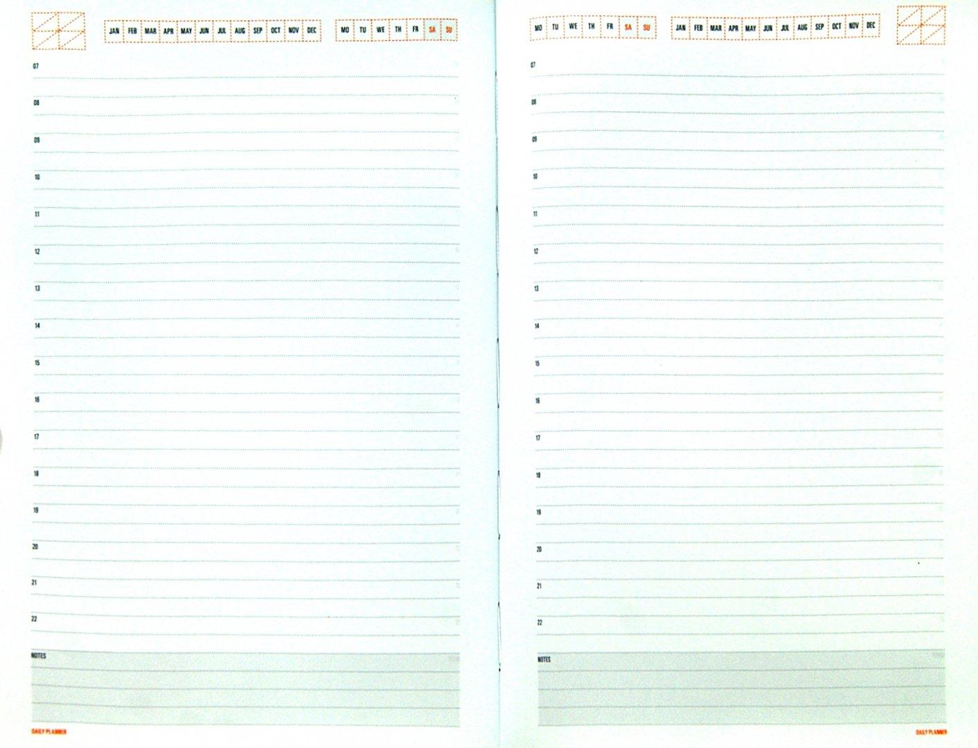 """Иллюстрация 1 из 5 для Ежедневник недатированный """"Mercury"""" (А5, желтый) (3-435/12)   Лабиринт - канцтовы. Источник: Лабиринт"""