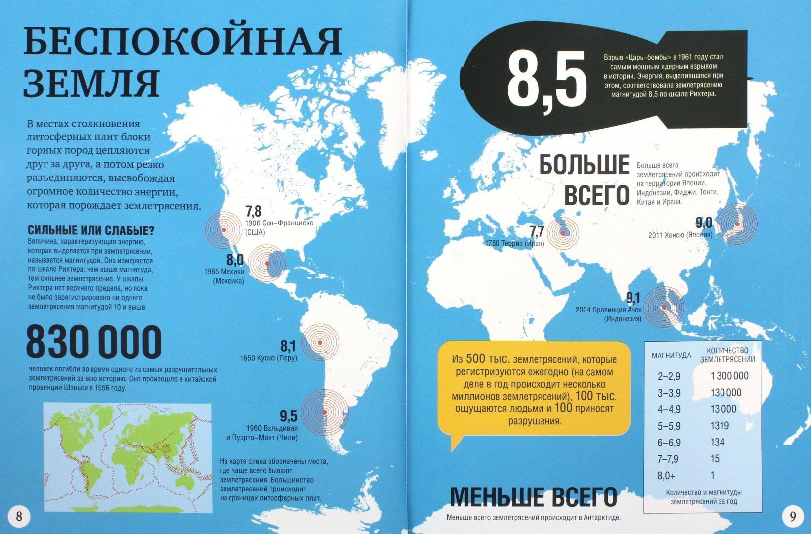Иллюстрация 1 из 41 для 1000 удивительных фактов о планете Земля - Ричардс, Симкинс, Руни | Лабиринт - книги. Источник: Лабиринт