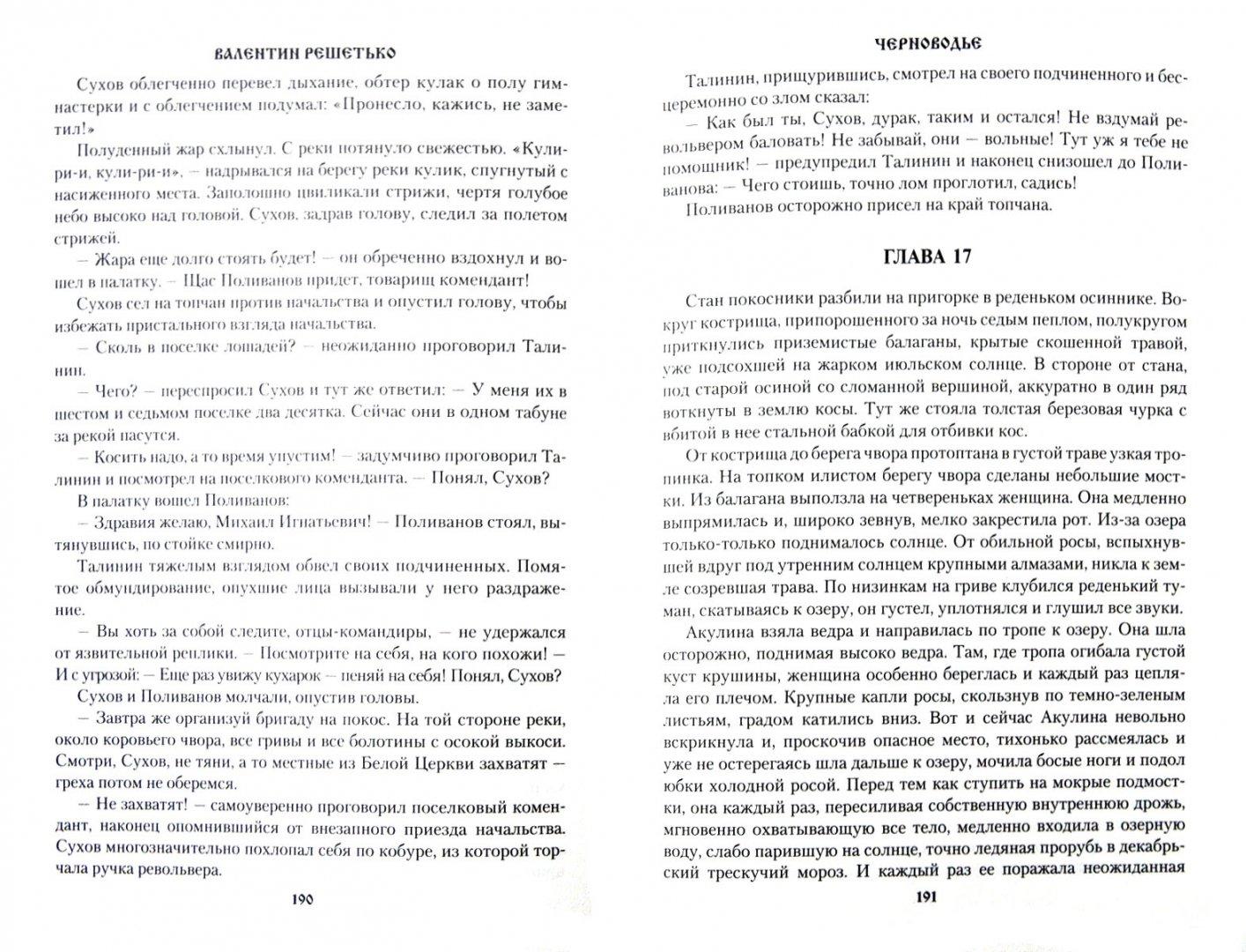 Иллюстрация 1 из 15 для Черноводье - Валентин Решетько | Лабиринт - книги. Источник: Лабиринт