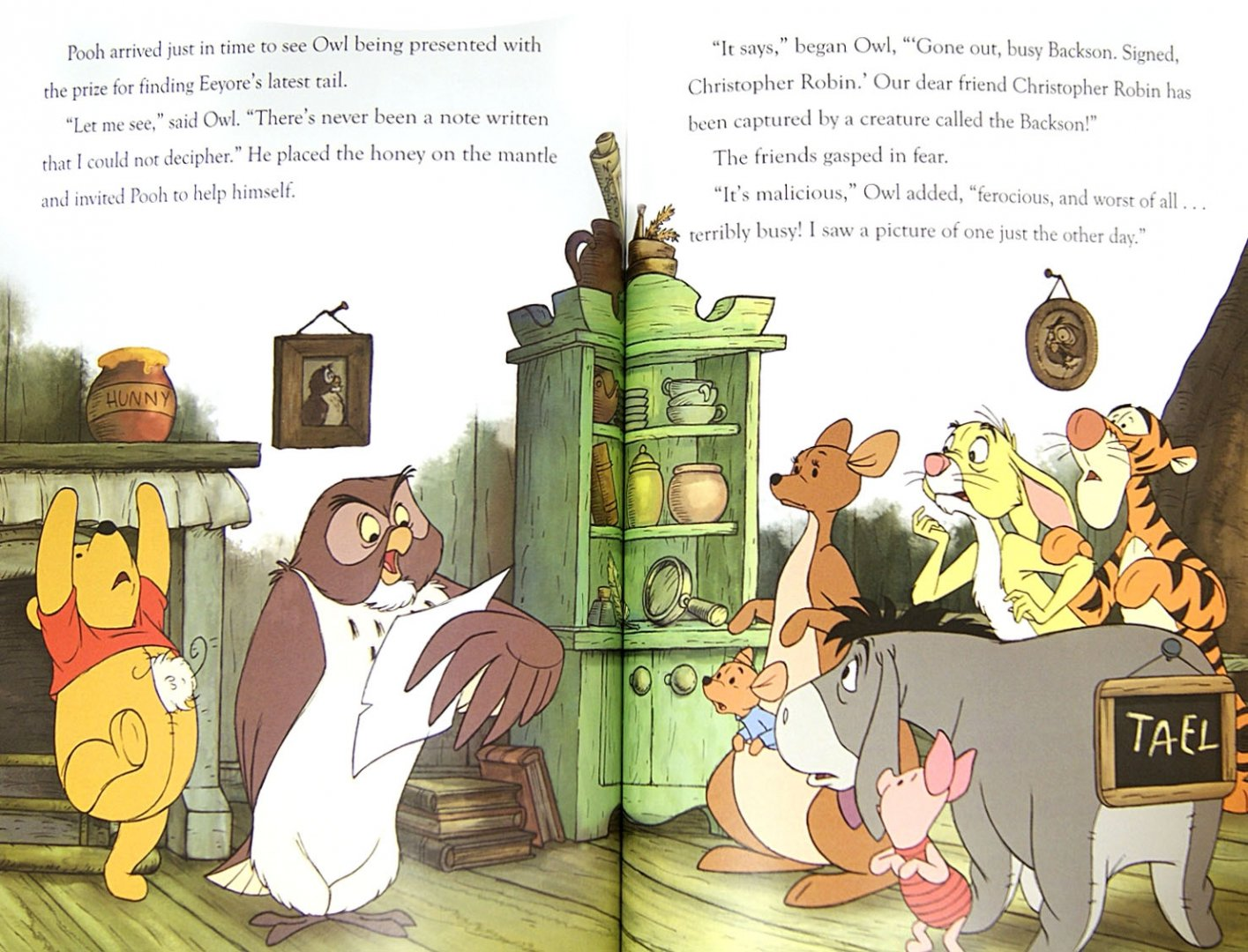 Иллюстрация 2 из 9 для Winnie the Pooh: Hundred-Acre-Wood Treasury - Lisa Marsoli   Лабиринт - книги. Источник: Лабиринт