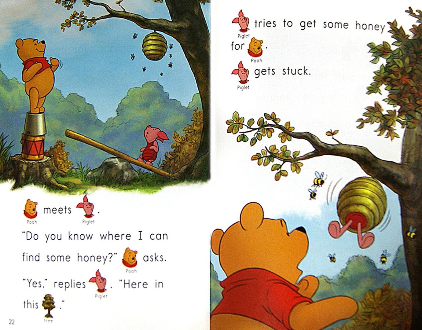 Иллюстрация 1 из 2 для Winnie the Pooh: Pooh's Honey Adventure - Lisa Marsoli   Лабиринт - книги. Источник: Лабиринт