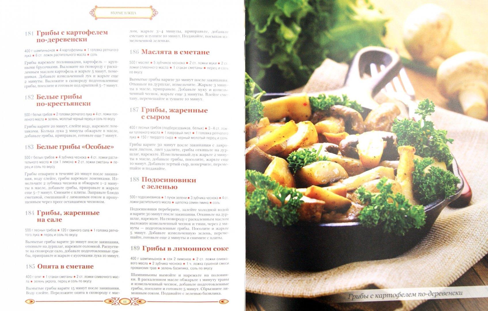 Иллюстрация 1 из 13 для 365 рецептов. Блюда и заготовки из грибов - С. Иванова | Лабиринт - книги. Источник: Лабиринт