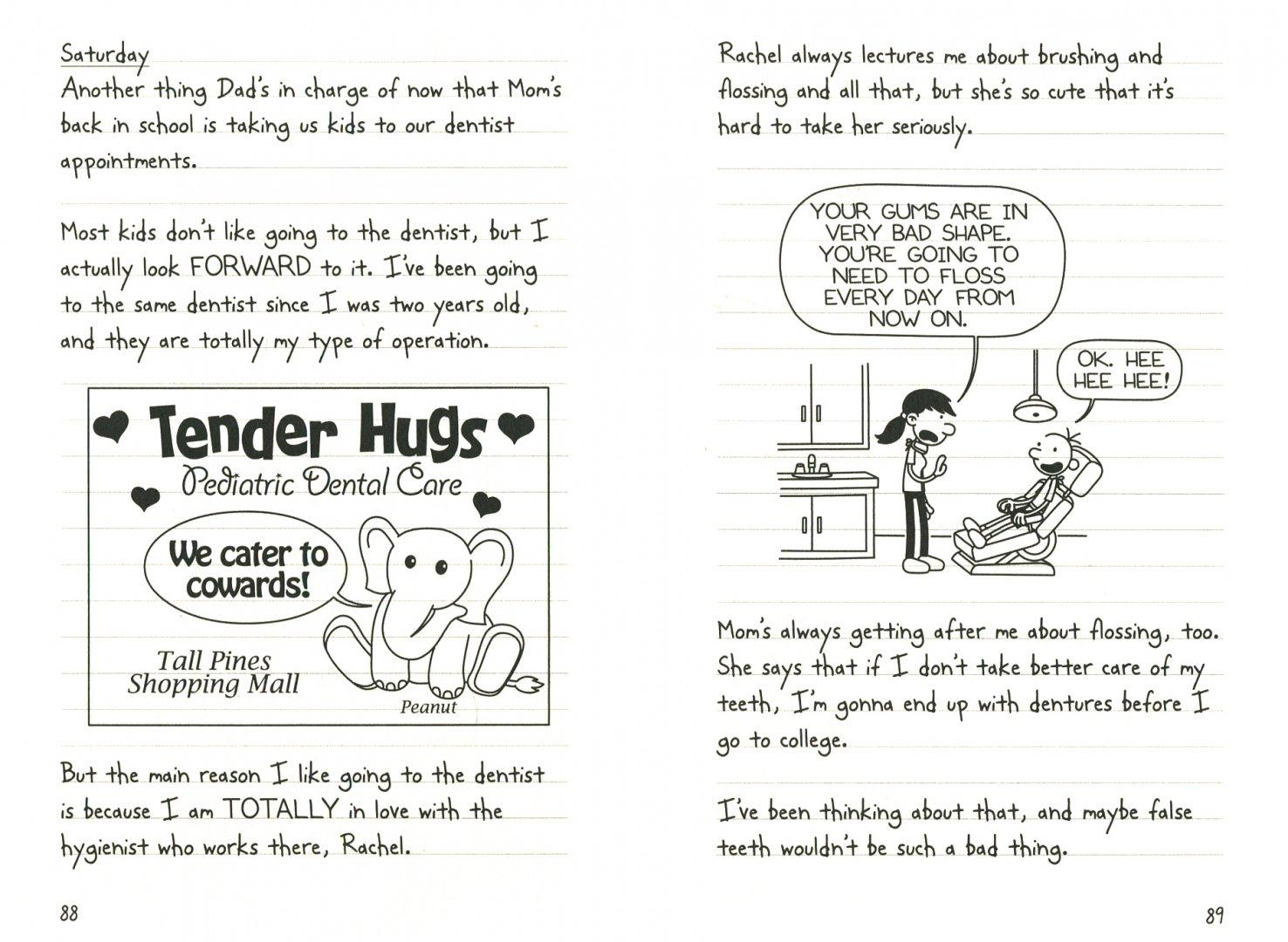 Иллюстрация 1 из 12 для Diary of a Wimpy Kid. The Ugly Truth - Jeff Kinney | Лабиринт - книги. Источник: Лабиринт