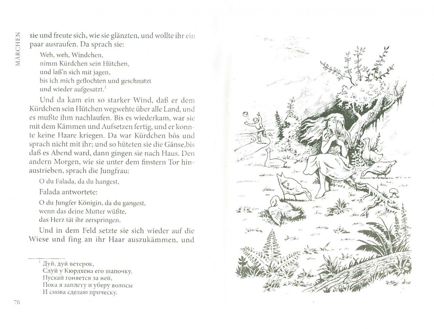 Иллюстрация 1 из 19 для Aschenputtel und andere Marchen - Grimm Bruder | Лабиринт - книги. Источник: Лабиринт
