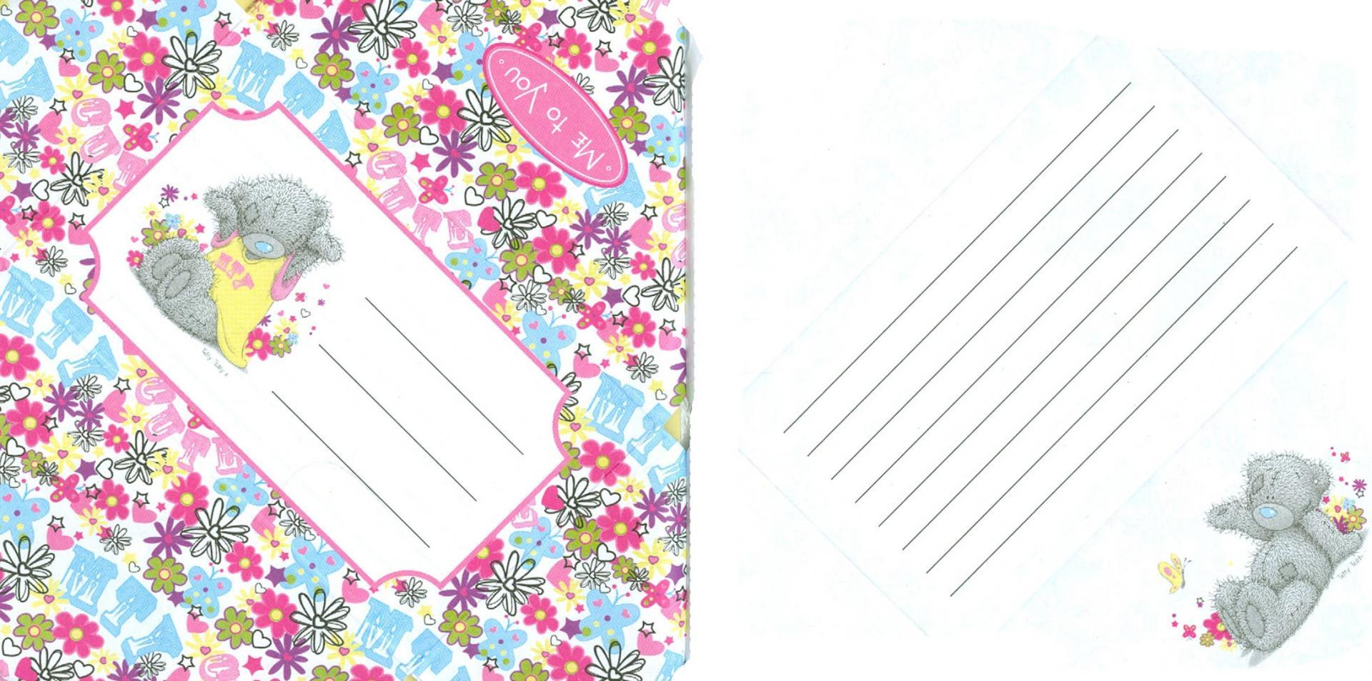 """Иллюстрация 1 из 7 для Блокнот 48 листов """"Me to you"""" А6 с наклейками (50182)   Лабиринт - канцтовы. Источник: Лабиринт"""