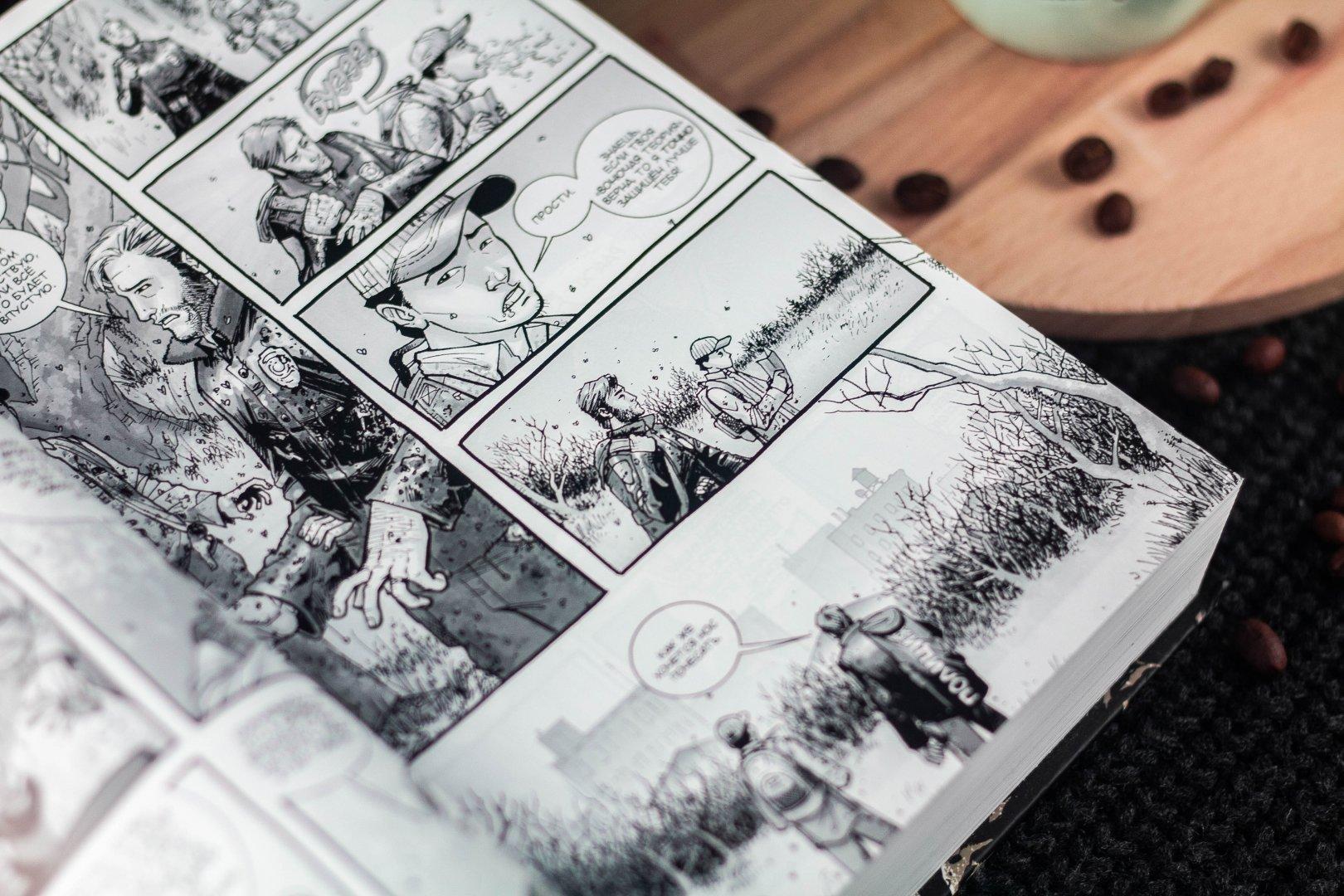 Иллюстрация 8 из 73 для Ходячие мертвецы. Полное собрание. Том 1 - Роберт Киркман | Лабиринт - книги. Источник: Лабиринт