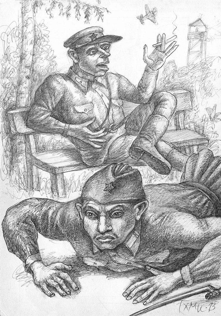 обои приключения солдата ивана чонкина картинки них забывайте