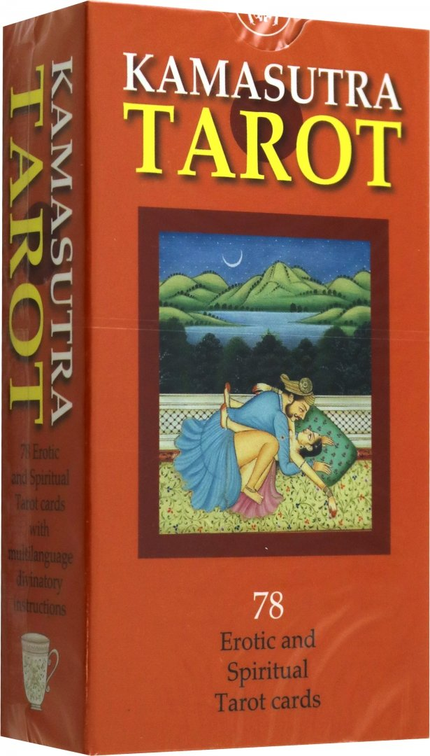 Иллюстрация 1 из 22 для Таро Камасутра (руководство + карты) | Лабиринт - книги. Источник: Лабиринт