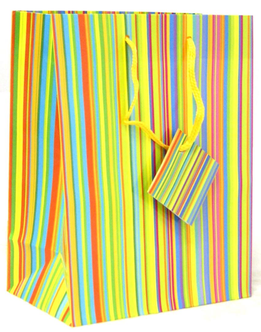 Иллюстрация 1 из 3 для Пакет бумажный 17,8*22,9*9,8 см (32534) | Лабиринт - сувениры. Источник: Лабиринт
