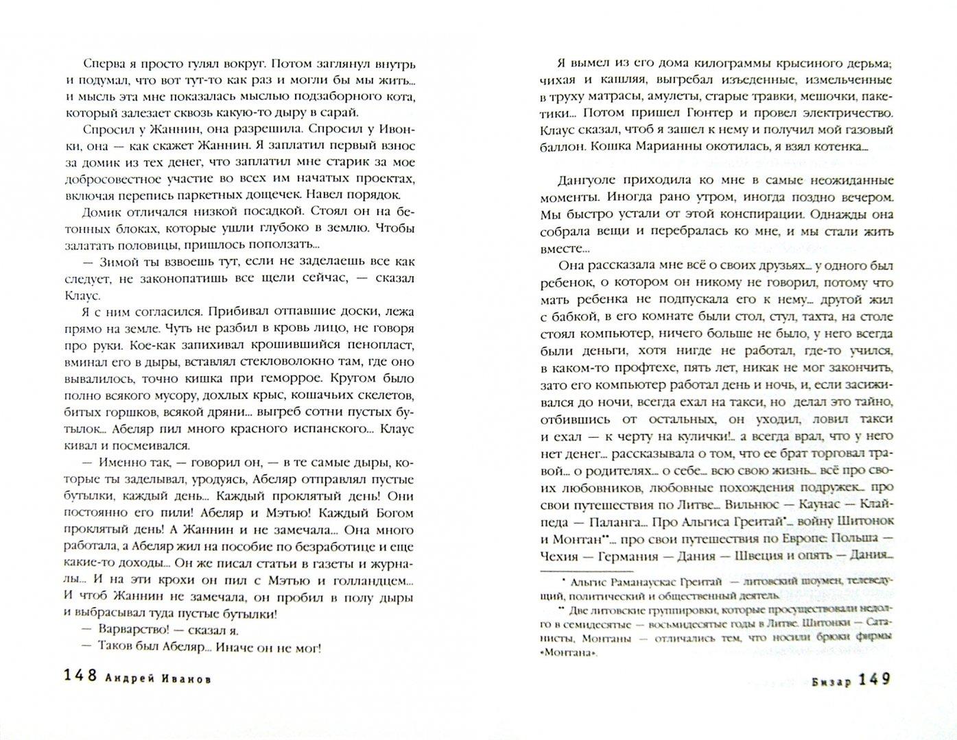 Иллюстрация 1 из 42 для Бизар - Андрей Иванов   Лабиринт - книги. Источник: Лабиринт