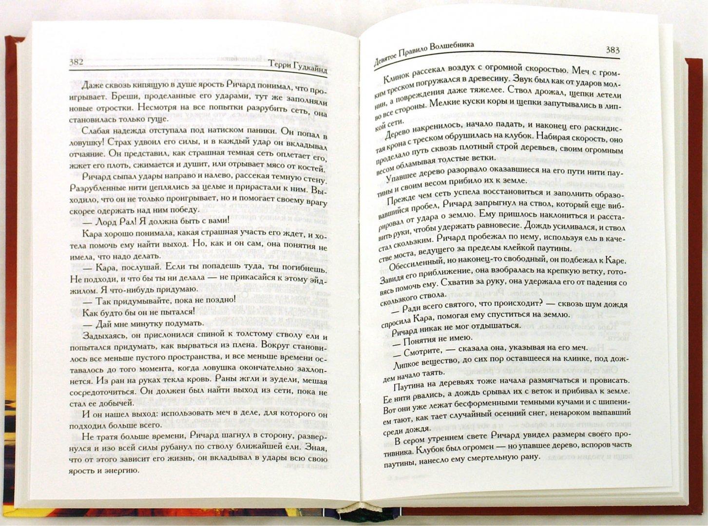 Иллюстрация 1 из 29 для Девятое Правило Волшебника - Терри Гудкайнд   Лабиринт - книги. Источник: Лабиринт