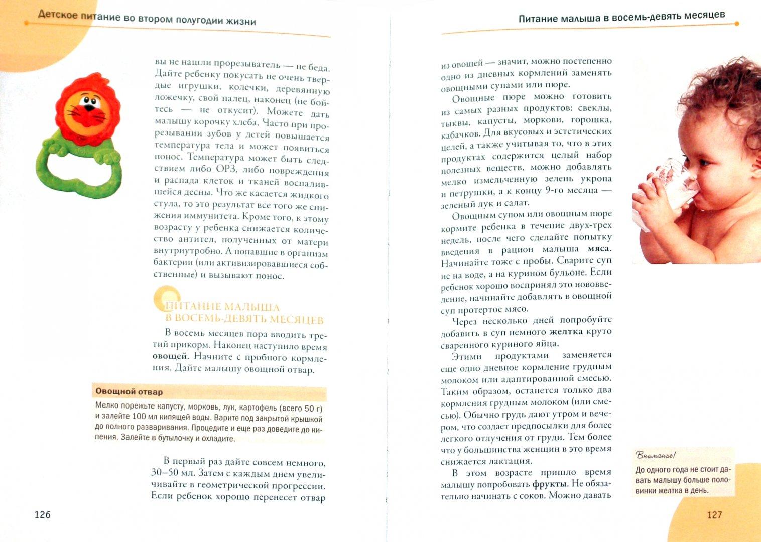 Иллюстрация 1 из 12 для Заботливое меню для здоровья мамы и грудничка: от зачатия до года - Белопольский, Бабанин | Лабиринт - книги. Источник: Лабиринт