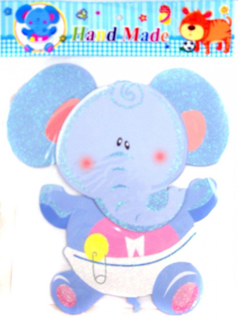 Иллюстрация 1 из 16 для Наклейки декоративные самоклеящиеся (31818) | Лабиринт - игрушки. Источник: Лабиринт