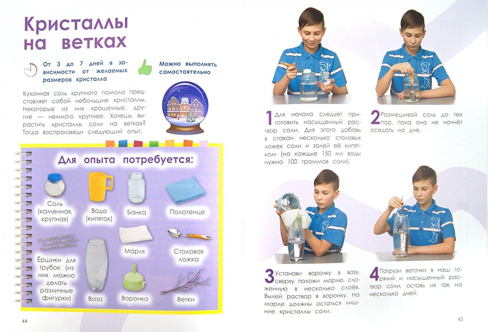 Иллюстрация 1 из 26 для Опыты по химии для школьников - Шишко, Волушевский | Лабиринт - книги. Источник: Лабиринт