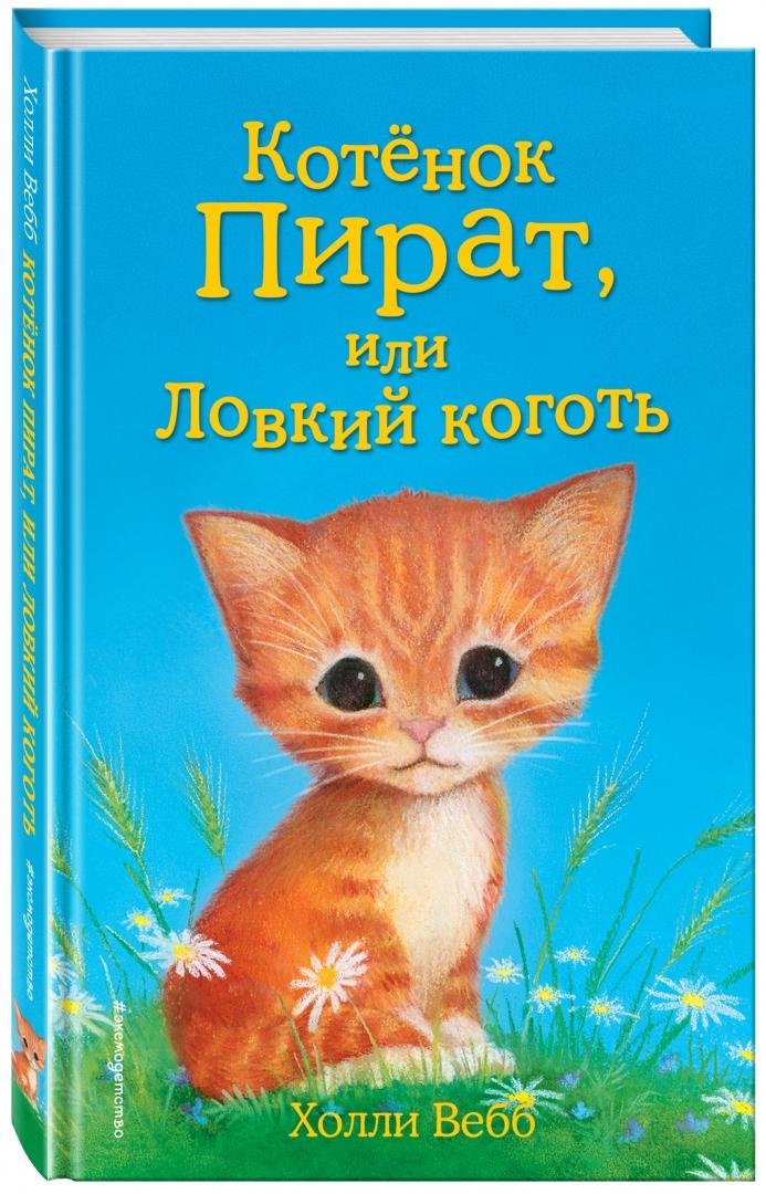 Иллюстрация 1 из 30 для Котёнок Пират, или Ловкий коготь - Холли Вебб | Лабиринт - книги. Источник: Лабиринт