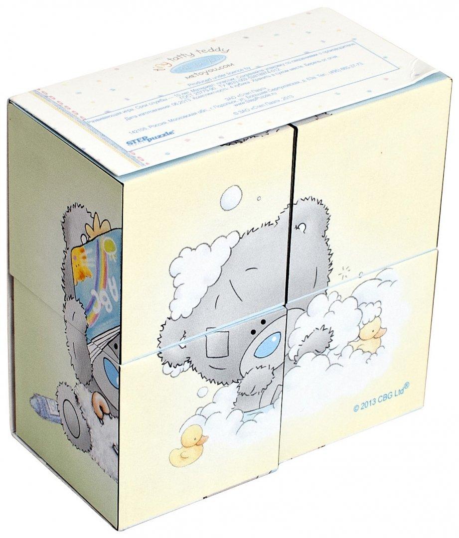 """Иллюстрация 1 из 8 для Кубики 4 штуки """"Me to You"""" (87135)   Лабиринт - игрушки. Источник: Лабиринт"""