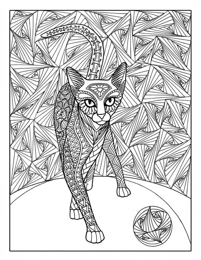 Иллюстрация 2 из 41 для Раскраска-зендудл. Кототерапия ...