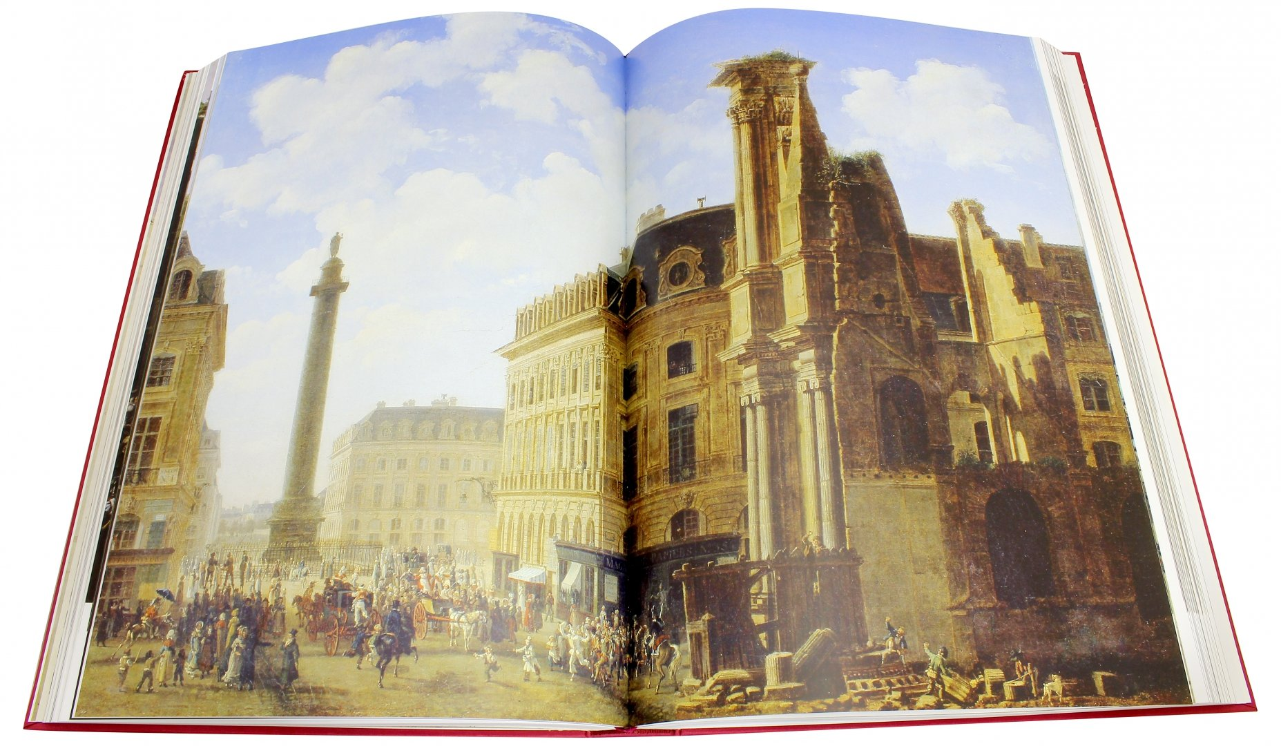 Иллюстрация 2 из 2 для Париж в произведениях искусства (в футляре) - Брюнель, Совиньи, Ринуи, Руссо, Весс, Линдт-Руссо   Лабиринт - книги. Источник: Лабиринт
