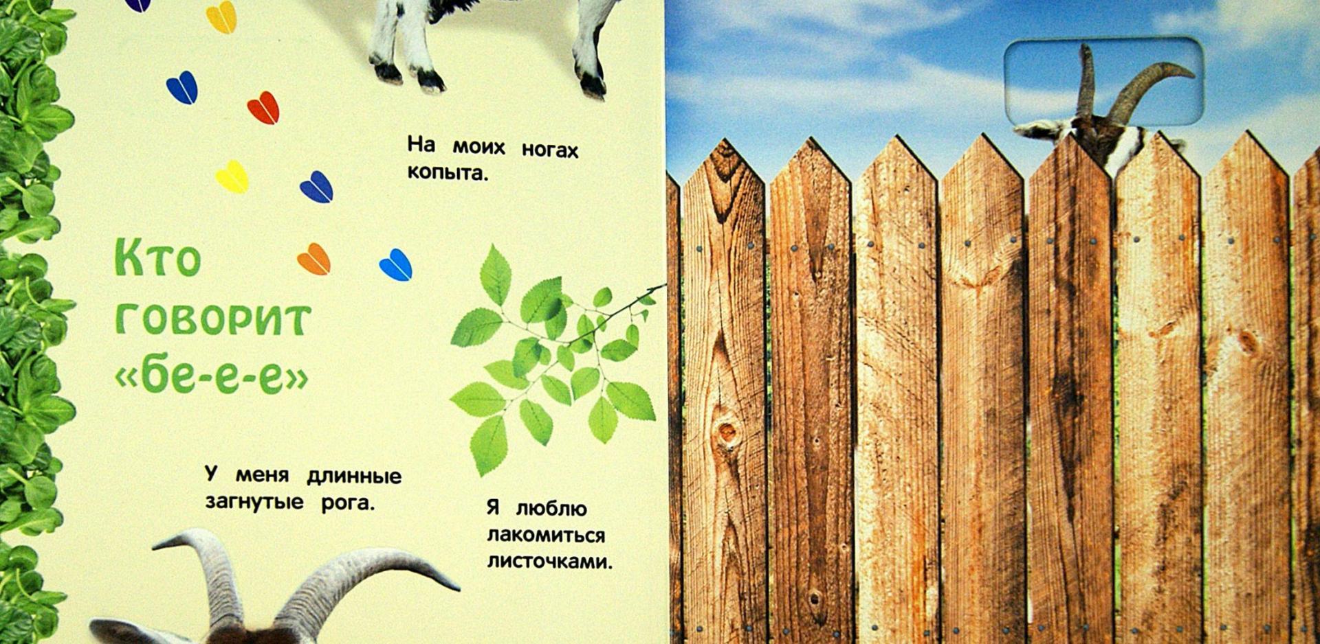 Иллюстрация 1 из 8 для Как говорят животные - Анна Прищеп | Лабиринт - книги. Источник: Лабиринт