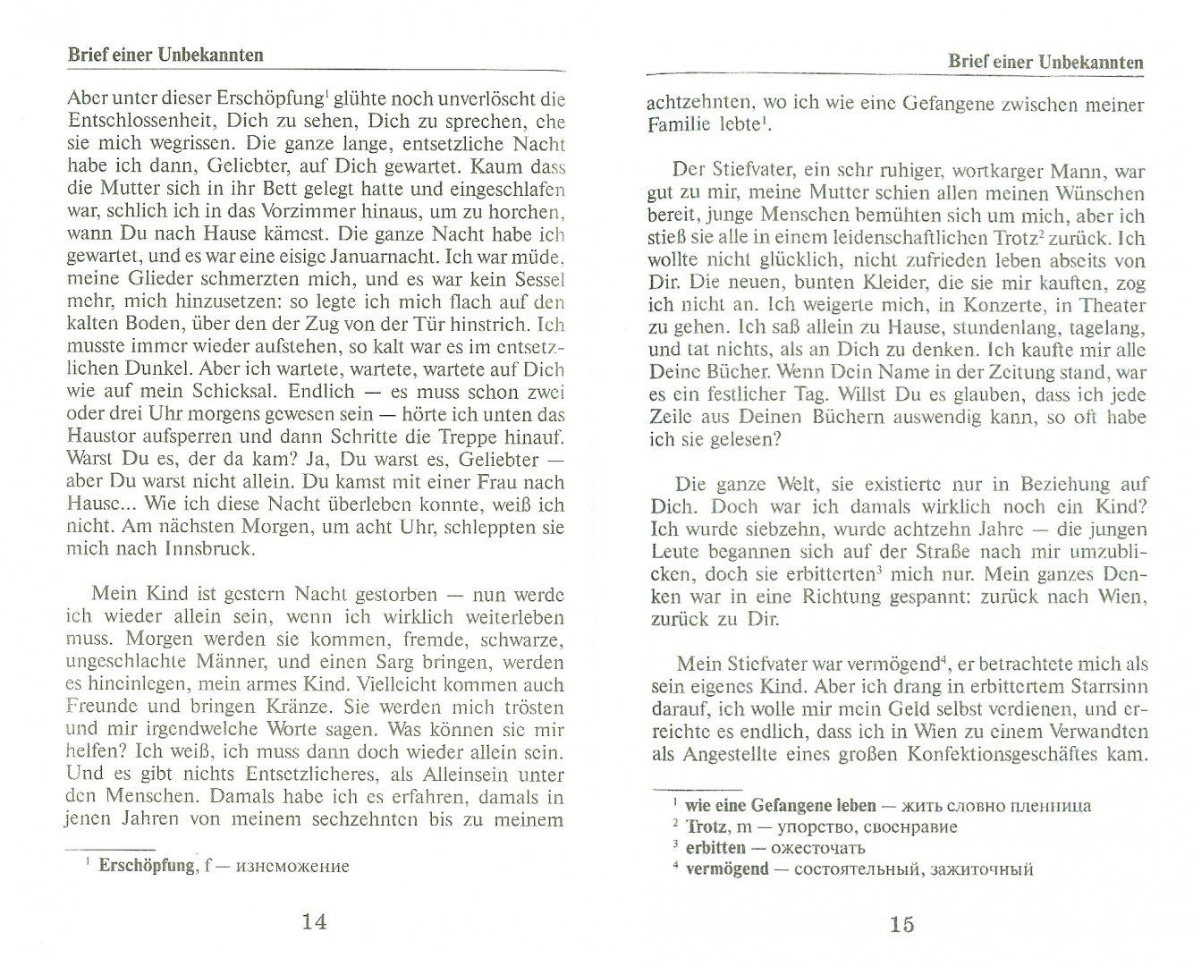 Иллюстрация 1 из 16 для Немецкий с любовью. Новеллы = Novellen - Стефан Цвейг   Лабиринт - книги. Источник: Лабиринт