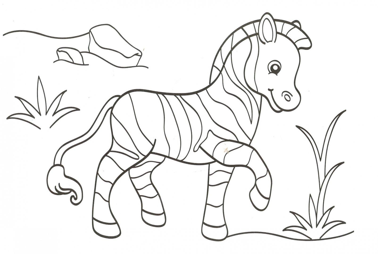 должен находиться раскраски с картинками животных изобразим