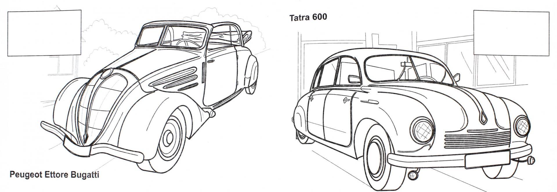 Иллюстрация 1 из 5 для История автомобиля | Лабиринт - книги. Источник: Лабиринт