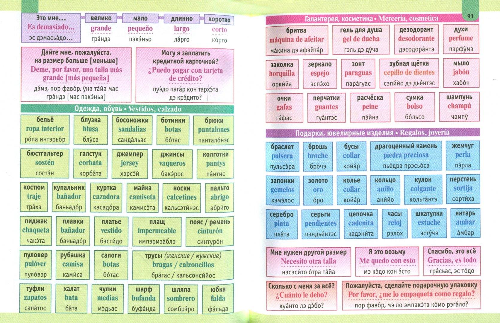 Иллюстрация 1 из 7 для 5 разговорников на 5 языках в одной книге | Лабиринт - книги. Источник: Лабиринт