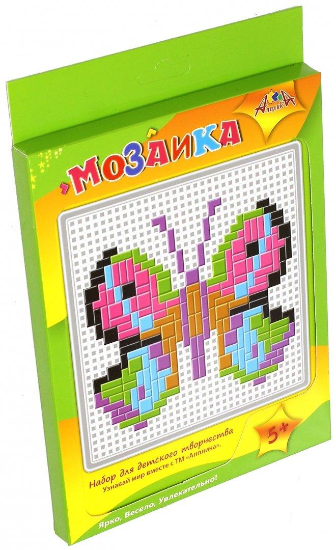 "Иллюстрация 1 из 10 для Мозаика тетрис ""Бабочка"" (С2429-04) | Лабиринт - игрушки. Источник: Лабиринт"